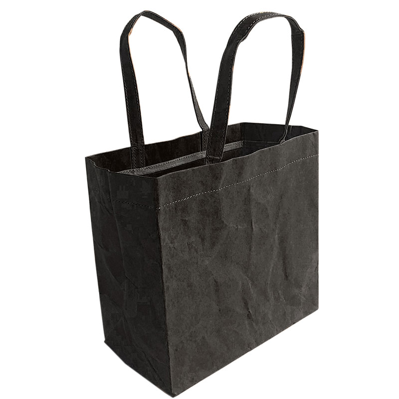 Washable Kraft Paper Shopping Bag
