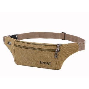 Canvas Sport Waist Pack